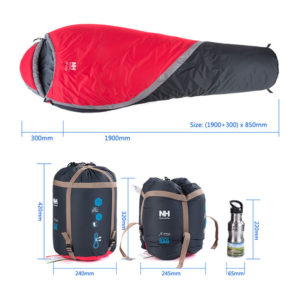 Mummy Sleeping Bags For Camping Hike